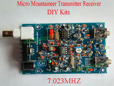 Mini Mountaineer Transmitter Receiver CW Ham Amateur Shortwave Radio 7.023MHz