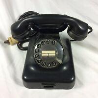 Vintage Antique German Rotary Telephone