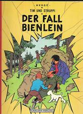Tim und Struppi Der Fall Bienlein - TOP Z1 CARLSEN COMIC-ALBUM von 1979 Hergé