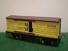 Lionel Prewar #514 Box Car, Nicely Restored