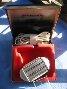 Remington Lektronic IV Men's cordless shaver, 1960's, XLNT ...