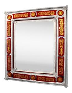 Gianni Versace Venetian Mirror by Fratelli Barbini of Murano