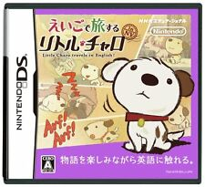 USED Little Charo travels in English Japan Import Nintendo DS