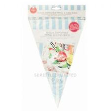 Bolsa Desechable Glaseado - 20 Paquete De Hornear Para Decoración De Pasteles utensilios de cocina Hornear Cupcake Pipe