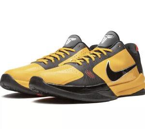 Nike Kobe 5 Protro Bruce Lee, Men's Size 18, New Without Box, CD4991-700