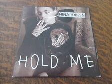 45 tours NINA HAGEN hold me