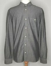 Whistles grey denim look Shirt Size Small 36""