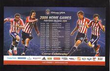Chivas USA--2009 Magnet Schedule