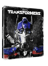 TRANSFORMERS - IL FILM  STEELBOOK   BLUE-RAY