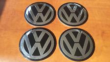 4 COPRIMOZZO Adesivi 65mm VW Volkswagen Beetle Golf V 5 VI 6 Passat Polo Tiguan