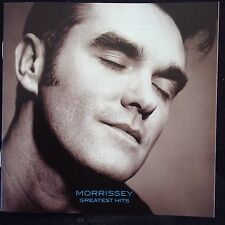 MORRISSEY: GREATEST HITS  CD  15 tracks  Suedehead, The More You Ignore Me, etc