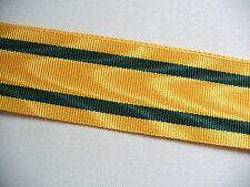 World War I 1914-18 Territorial Force War Medal 1919 Ribbon Full Size 16cm long