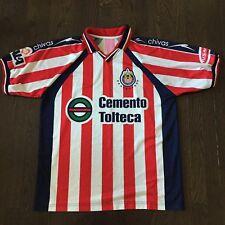 Vintage Club Deportivo Guadalajara AC Chivas Coca-Cola Jersey Mens Size L