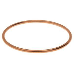 Strong Copper Colour Metal Dream Catcher Dreamcatcher Ring Macrame Craft Hoops