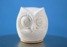 Owl Incense burner + Free pk of 12 Ayurvedic aromatherapy herbal incense sticks