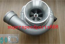 GT35 GT3582 T3T4 oil Turbo R32 R33 R34 RB25 RB30 AR.70 front A/R.63 Turbocharger