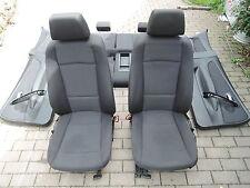 SITZAUSSTATTUNG + BMW 1er E81 3-türer + SITZE TÜRVERKLEIDUNGEN vorne hinten