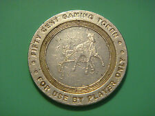 50c Dover Downs Casino Token  Dover, DE