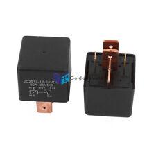10Pcs JD2912 5Pins SPDT Car Automotive Alarm Security Power Relay DC 24V Coil 8.