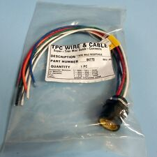 TPC WIRE & CABLE 7 WIRE MALE RECEPTACLE, 84770, NNB