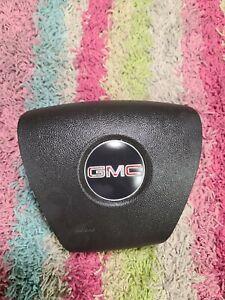 ✅ 2007 2008 2009 2010 GMC Acadia Driver Steering Wheel AlRBAG AIR OEM BAG Black