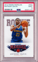 Anthony Davis Hornets Rookie 2012 Panini Marquee 462 PSA Mint RC LA Lakers