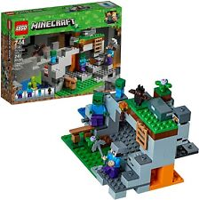 S 0003 90720266f LEGO Minecraft 21141 Zombiehöhle