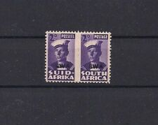 South W Africa 1942 War Effort Red Size Line on Sailors Cap Variety L/MM Scarce