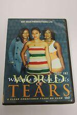 World Of Tears Part 1 & 2 DVD (LN)