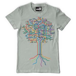 Technics / DMC T-Shirt - Hip Hop Racines Gris,Gris (Taille S-XXL ) A1G