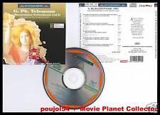 """TELEMANN """"Harmonischer Gottes-Dienst"""" vol.1 (CD) 1994"""