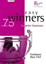 Brass Contemporary Practical Winners Galore Trombone Bass Clef Lawrance Latest Technology