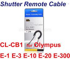 CL-CB1 shutter Cable for TC-252 TW-282 TF-363 TF-373 RW-221 Olympus E-1 E-3 E-10