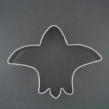 "FLEUR DE LIS 4.25"" METAL COOKIE CUTTER FONDANT STENCIL SAINTS PARTY FAVOR NEW"