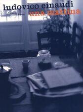 Ludovico Einaudi Una Mattina Piano Solo Music Book NEW