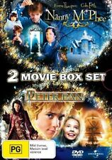 Nanny McPhee  / Peter Pan (DVD, 2006, 2-Disc Set)