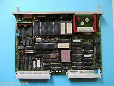 Siemens Simatic S5 6SE5922-3UA11 CPU 922 Vol.11