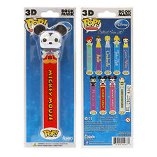 Funko POP! 3-D Bookmark Disney Mickey Mouse (Unopened / Still in Packaging)