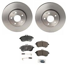 NEW Mercedes W204 C300 C250 2008-2014 Front Brake Kit With Rotors And Pads OEM