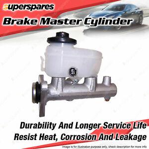 1x Brake Master Cylinder for Kia Sportage JA553 2.0L FE 12/1996-07/1997 Auto