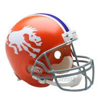 DENVER BRONCOS 1966 THROWBACK NFL FULL SIZE REPLICA FOOTBALL HELMET