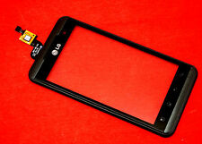 Original LG P920 Optimus 3D Touchscreen Digitizer Frontglas Mit Frame Rahmen