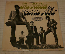 "The Hollies - Carrie-Anne / Signs That Will Never Change 7"" VG+ Epic 5-10180 Oop"