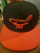 Baltimore Orioles MLB New Era Fitted Hat *7 1/4* *1958 All-Star Side Patch*