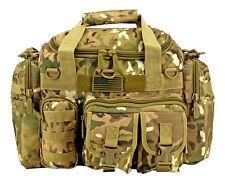 A-10 Tactical Duffle Bag MULTICAM Shooter Operator Go Pack Survival Pilot Bag*
