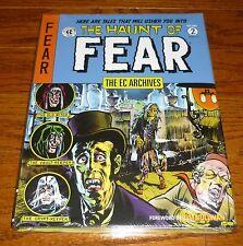EC Archives Haunt Of Fear Volume 2, SEALED, Dark Horse Comics, Graham Ingels +