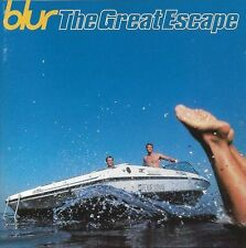 BLUR<>THE GREAT ESCAPE<>including COUNTRY HOUSE and THE UNIVERSAL<>CD ~