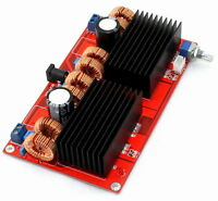 YJ TDA7498X2 BTL 200W+200W  Class D Amplifier completed board
