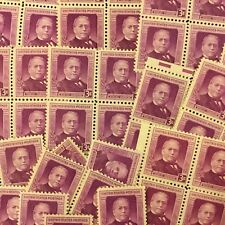 {BJ Stamps} 988  Samuel Gompers, Labor. 100 MNH 3 Cents Stamps.  Issued in 1950.