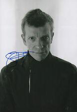 Simon Fisher Turner compositor autógrafo signed 20x30 cm imagen S/W